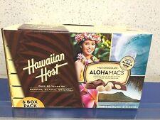 Hawaiian Host Chocolate Covered Macadamia Nuts 7 oz. (6 boxes)