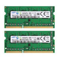 16Go 2 x 8 Go PC3L-12800 DDR3L-1600M Hz PC portable mémoire SO-DIMM Notebook Ram