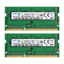 16Go 2 x 8 Go PC3L-12800 DDR3L-1600M Hz PC portable mémoire SO-DIMM Notebook Ram