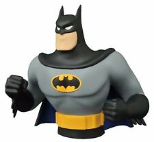 DIAMOND SELECT BATMAN animated series BATMAN BUST BANK new!