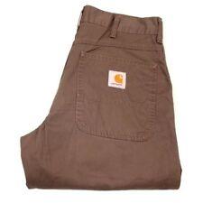 Pantaloni da uomo Carhartt Cotone Taglia 32