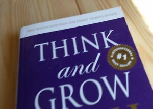 THINK AND GROW RICH 2005 Business SELF HELP Nonfiction FINANCE Personal DEV'T PB