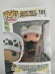 Funko pop 101 pirate Wang Lufei 10cm collection