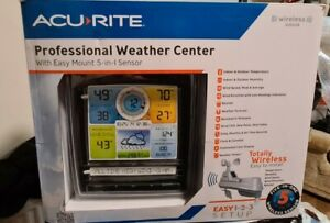 Acurite 5 in 1 Professional Weather Station