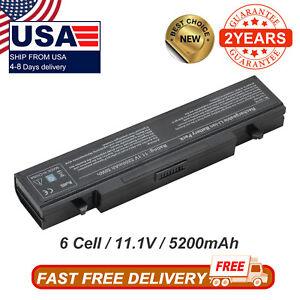 Battery For Samsung NP305V5A AA-PB9NS6W NP300V5A Q430 RC512 RV515 NP355V5C R530