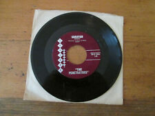 The Penetrators CARAVAN  TRAMBONE Instrumental 45 rpm single
