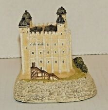 The White Tower at Tower of London Sculpture - by Malcolm Cooper - Euc!