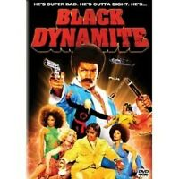 BLACK DYNAMITE DVD ACTION KOMÖDIE NEU