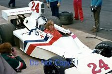 James Hunt Hesketh 308B British Grand Prix 1975 Photograph