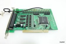 DREAMTECH Used PCI 16CH IN/16CH OUT BOARD PCS.01 PCB-I-E-456=6BX2