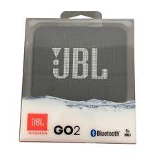 JBL GO2 Tragbarer Bluetooth-Lautsprecher schwarz Wasserdicht