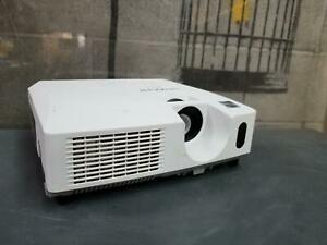Hitachi CP-WX3011N Projector 326 Lamp Hours, Great for Halloween (V69):