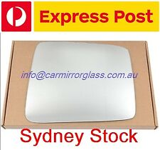 LEFT AND RIGHT MIRROR GLASS FOR NISSAN PATROL Y60 1988 - 1997 (ELECTRIC MIRR)