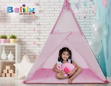 TEEPEE SET FOR KIDS, Size: 150cm x 150cm x 163cm.,WASHABLE, EASY TO ASSEMBLE