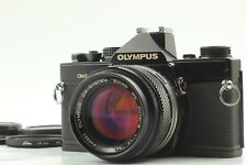 【Excellent】Olympus OM-2N Black 35mm SLR FIlm Camera w/ 50mm f/1.4 From JAPAN 456