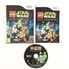 Lego Star Wars La Saga Complète Wii / Jeu Sur Console Nintendo Wii, Wii U