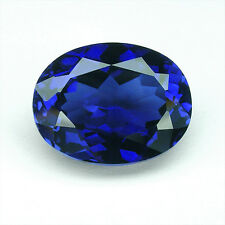 6.85 carats AWESOME CORNFLOWER BLUE SAPPHIRE OVAL VVS LOOSE GEMSTONE JEWELRY