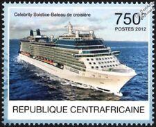2008 CELEBRITY SOLSTICE Ocean Cruise Liner Ship Stamp