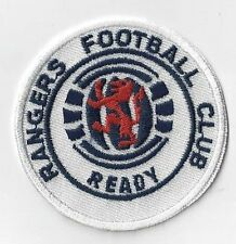 GLASGOW RANGERS FC FC IRON ON PATCH  BUY 2 WE SEND THREE OF THESE