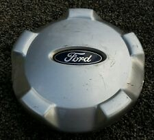 2001-2006 Ford Escape OEM Silver Center Cap P/N YL84-1A096-EB