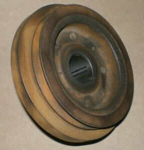 Rover TC 2000 Crankshaft Dampner Pulley   '67