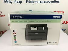HL2250DN, Brother HL-2250DN A4 Mono Laser Printer - New, Boxed Sealed