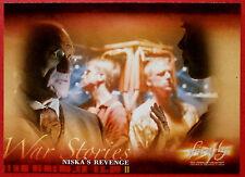 Joss Whedon's FIREFLY - Card #40 - Niska's Revenge - Inkworks 2006