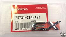 Genuine OEM Honda Accord 4dr Sedan EX Rear Emblem 1998 - 2006