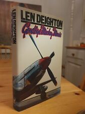 1982 First Edition Len Deighton Goodbye Mickey Mouse