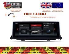 "10.25"" GPS ANDROID 8.1 PX6 CARPLAY BMW X5 X6 E70 E71 E72 SERIES 2011-14 BX8023CI"