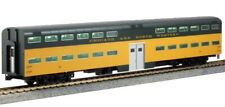 Kato 35-6043 HO Scale C&NW /Chicago & North Western Bi-Level 6 Window Coach