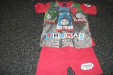 NEXT THOMAS THE TANK ENGINE SHORT PJS / PYJAMAS 18-24months