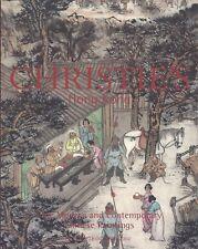 CHRISTIE'S HK MODERN CONTEMP CHINESE PAINTING Lin Fengmian Qi Baishi Catalog 02