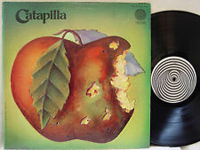 "CATAPILLA - S/T LP (RARE US White Label PROMO on VERTIGO ""swirl"", Debut Album)"