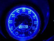 Jaguar XK120 XK140 XK XKE E-Typ 5 LED Instrument BLAU Upgrade Birnen X2