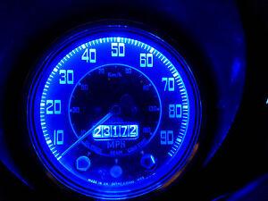 Jaguar Mk2 Daimler V8 LED Blue Instrument Bulb Complete Set E10 BA7s BA9s x15
