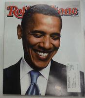 Rolling Stone Magazine Barack Obama July 2008 042515R