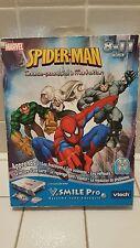 Pour console V. Smile Pro  CD Vtech Spider-man ,  Neuf sous blister 2007