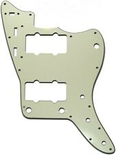 NEW Jazzmaster Pickguard Vintage Mint Green 3 Ply for USA Fender Guitar