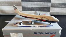 Schabak 1:600 B747 British Airways