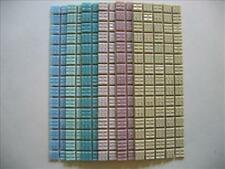 Pastel Mosaic  Tile Mix Pack 450 tiles. Vitreous Tessera. Art Craft Mosaic Tiles