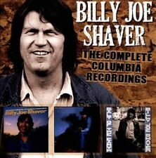 BILLY JOE SHAVER: The Complete Columbia Recordings  2-CD Set Country