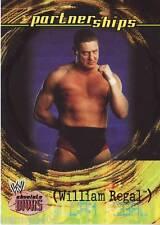 2002 Fleer WWE Absolute Divas #50 William Regal near mint