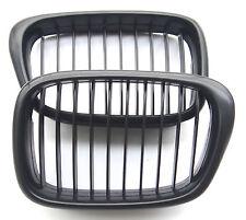 Bmw 5 2000-2004 E39 facelift front black kidney grille grilles M5