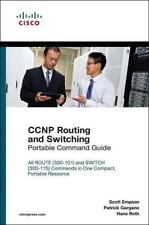 CCNP Routing and Switching Portable Command Guide von Patrick Gargano, Scott Empson und Hans Roth (2014, Taschenbuch)