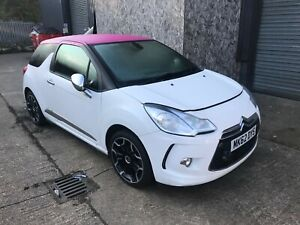2012 Citroen Ds3 1.6 Dstyle + ENGINE GONE - SPARES OR REPAIRS