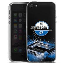 Apple iPhone SE Silikon Hülle Case - SC Paderborn Stadion