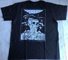 NEW Life Clothing Company Co. Sugar Skull Graphic T-Shirt *MEDIUM*