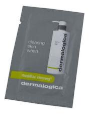 Dermalogica MediBac Clearing Skin Wash Sample Sachet x 12 UK Seller Free P&P!!!