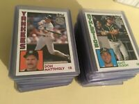 2019 Topps Series 1 1984 TOPPS Insert PICK YOUR CARD Soto Betts Mattingly RC